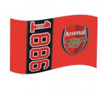 Arsenal FC Wall Flag1886