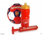 Arsenal FC Soccer Set and Size 3 Ball