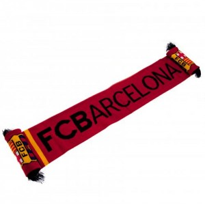 FC Barcelona Scarf   FC Barcelona Merchandise