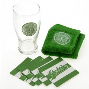 Celtic FC Mini Bar Set | Celtic FC Merchandise