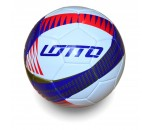Lotto Hexus Ball Size 5 Royal Gold Red