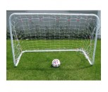 10 foot by 5 foot Aluminium Goal and Net