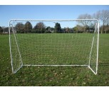 3 metre by 2 metre Steel Goal and Net