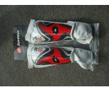 Lotto Thunder Youth Shin Pads 12-16 YRS Ankle Protection