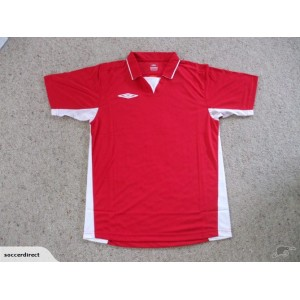 Umbro Offside Football Shirts Red/White Adult Small | Specials | Umbro Teamwear