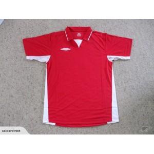 Umbro Offside Football Shirts Red/White Adult Medium | Specials | Umbro Teamwear